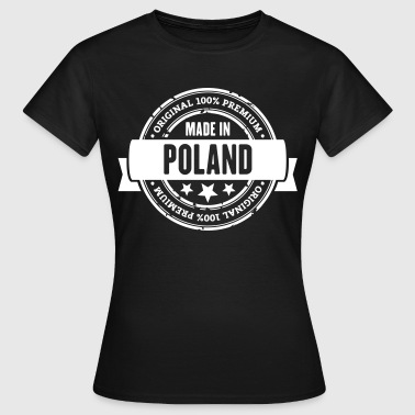 Made in Poland - Frauen T-Shirt