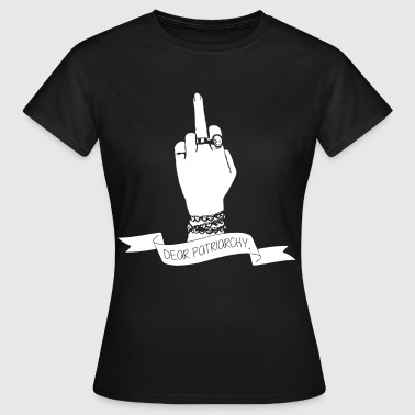 Cher Patriarchy - T-shirt Femme