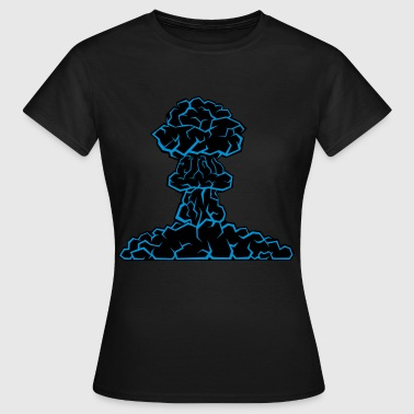 mushroom cloud - Women's T-Shirt