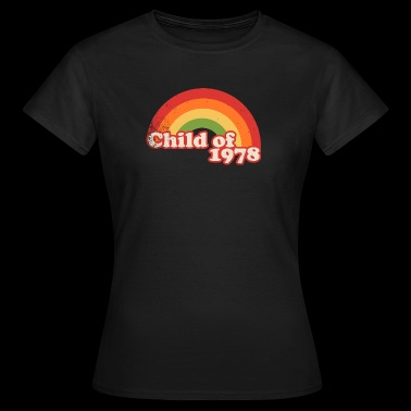 child of 1978 - Women's T-Shirt