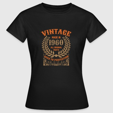 Vintage Made In 1960 All Original Parts - Women's T-Shirt