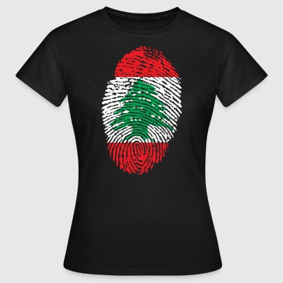 LIBANON 4 EVER COLLECTION - T-shirt dam