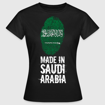 Made In Saudi Arabia / Saudi Arabia - Women's T-Shirt