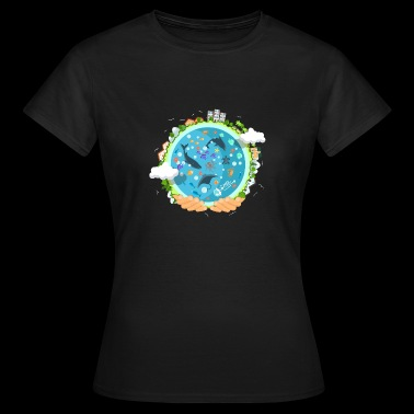 oceanlife - Women's T-Shirt