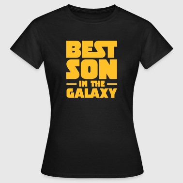 Best Son In The Galaxy - Vrouwen T-shirt