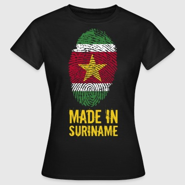 Made In Suriname / Suriname / Sranan - Women's T-Shirt