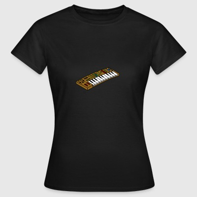 shirt Synthesizer - Dame-T-shirt