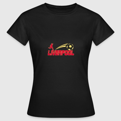 Liverpool Voetbal - Vrouwen T-shirt