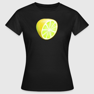 citron - Dame-T-shirt