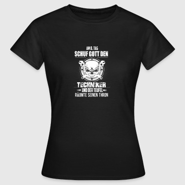 Techniker - Frauen T-Shirt