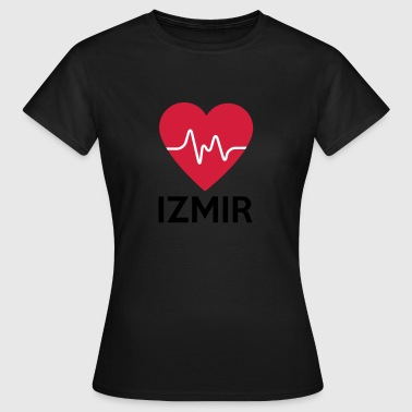 heart Izmir - Women's T-Shirt