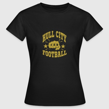 Hull City Fan - Vrouwen T-shirt