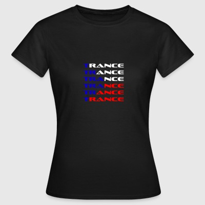 Czech trance - Women's T-Shirt