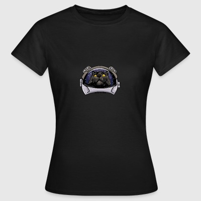 Kitty Cat Cosmos - Women's T-Shirt