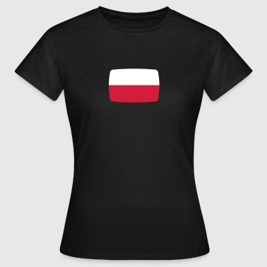 Poland flag Poland Polska Polish flag  - Women's T-Shirt