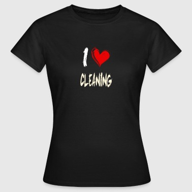 I Love Grooming - Women's T-Shirt