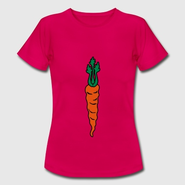 Carrot Twist - Frauen T-Shirt