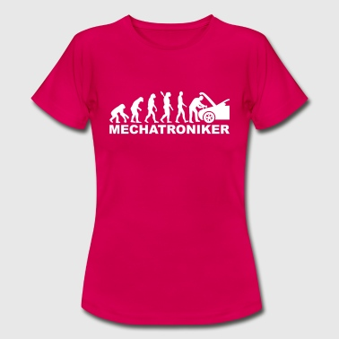 Mechatroniker - Frauen T-Shirt