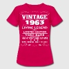 VINTAGE 1963-LIVING LEGEND - Women's T-Shirt