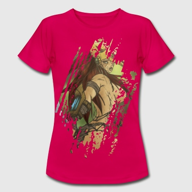 Dimension Lethal Dimension - Women's T-Shirt