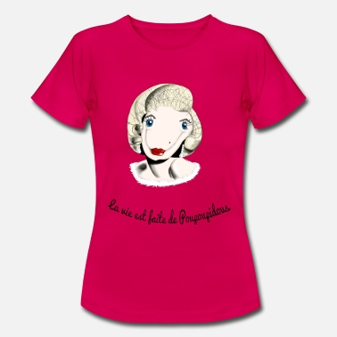 Baptist Marylin von Baptiste Custom - Frauen T-Shirt