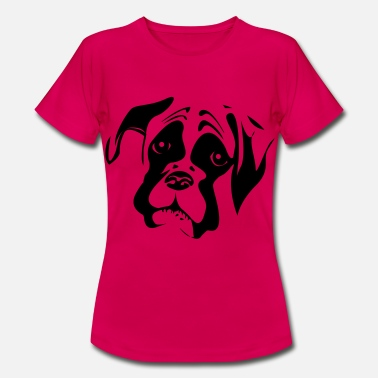 German Boxer Boxer - Women's T-Shirt