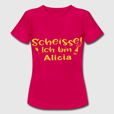 Alicia - Frauen T-Shirt
