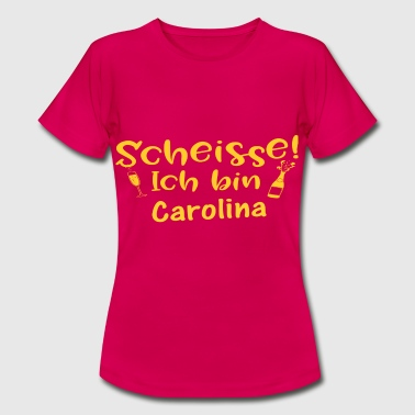 Carolina - Frauen T-Shirt