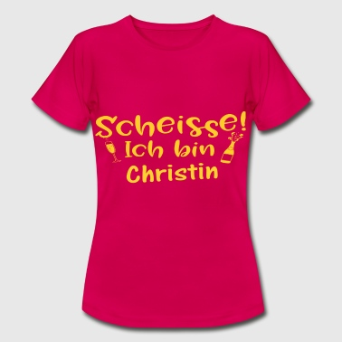 Christin - Frauen T-Shirt