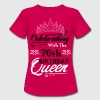 Celebrating With The 70th Birthday Queen - Women's T-Shirt