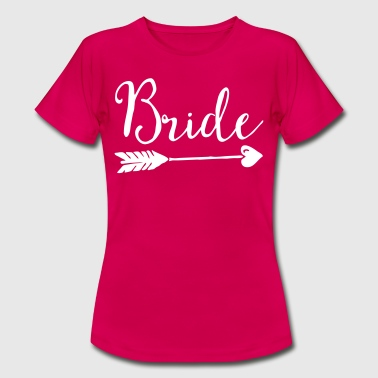 Sugar Bride Wedding Quote - Women's T-Shirt