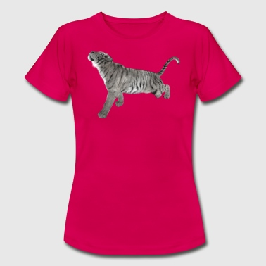 White Tiger White Tiger - Women's T-Shirt