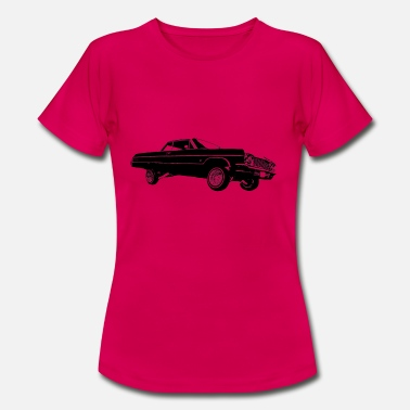 Chevy Impala Impala - Women's T-Shirt