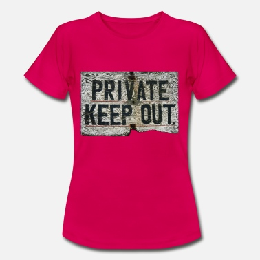 Privat PRIVAT - Dame-T-shirt