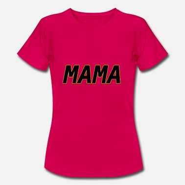 Mummy Son mummy - Women's T-Shirt