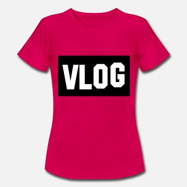 Vlog Vlog - Women's T-Shirt