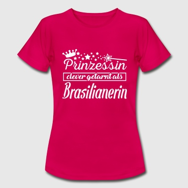 Brasilianerin - Frauen T-Shirt