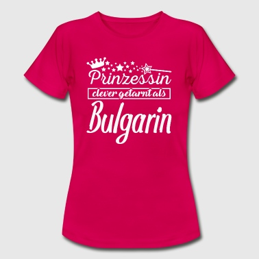 Bulgarin - Frauen T-Shirt