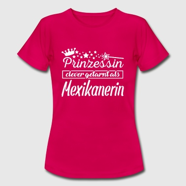 Mexikanerin - Frauen T-Shirt