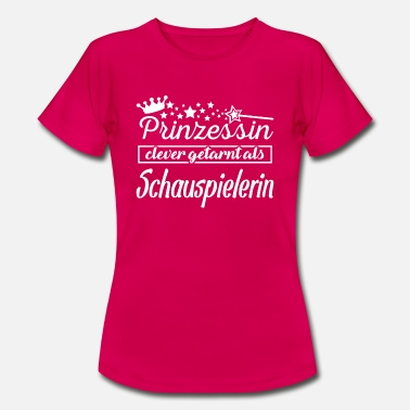 Hollywood schauspielerin - Frauen T-Shirt