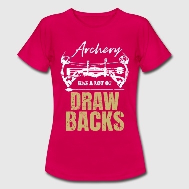 bow and arrow - Women's T-Shirt