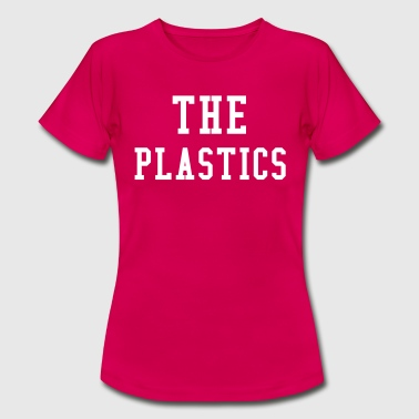 Plastic The Plastics - Women's T-Shirt