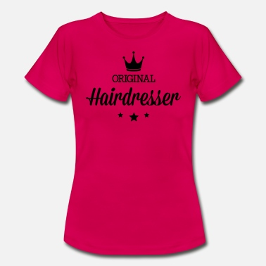 Hair Salon Original three star deluxe Salon - Women's T-Shirt