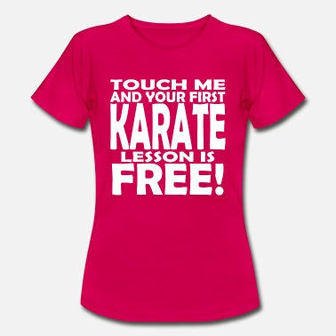 Lessons Karate Lesson - Women's T-Shirt