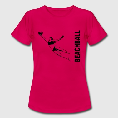 Beachball - Frauen T-Shirt
