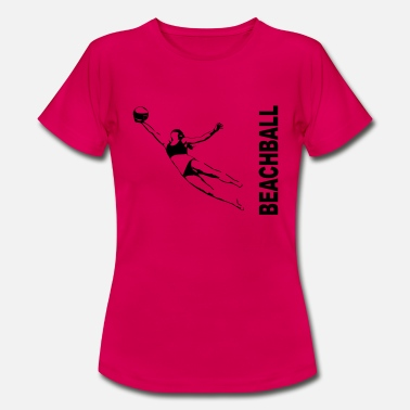 Beachball Beachball - Frauen T-Shirt
