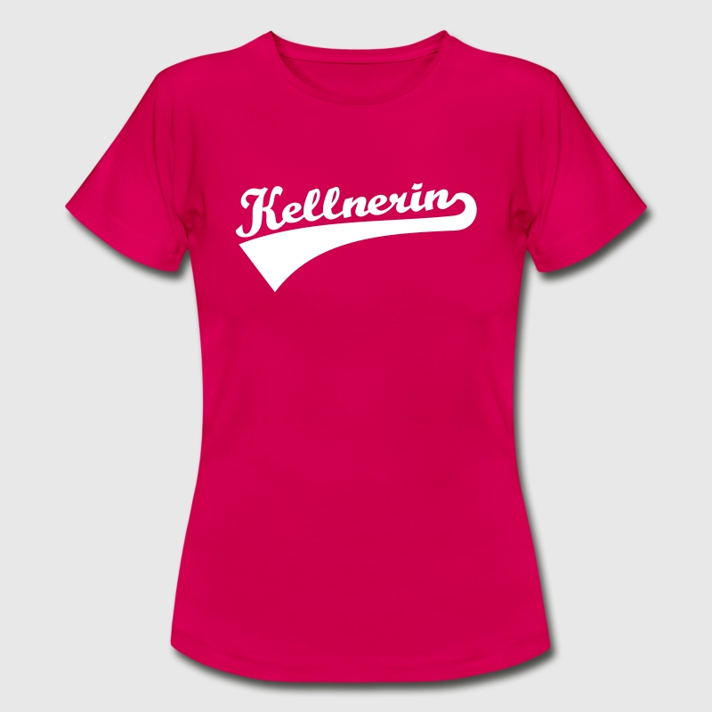 Kellnerin - Frauen T-Shirt