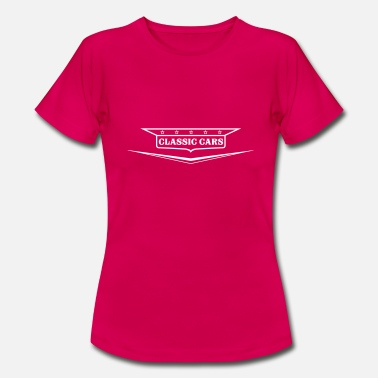 Muscle Car classic Cars - T-shirt Femme