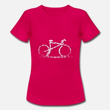 bike3_large - Women's T-Shirt