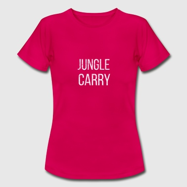 T-shirt lol Jungle Carry League Legends - Vrouwen T-shirt